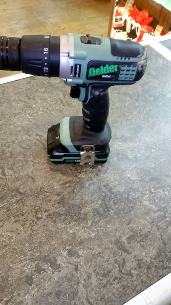 Rechargeable drill 43937/20