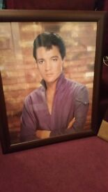 Elvis presley pictures fantastic condition have 22 for sale both for £10 bargain; ;;;