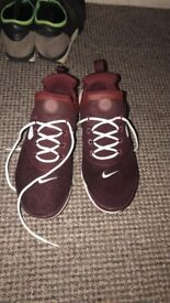 nike trainers for sale size 5.5