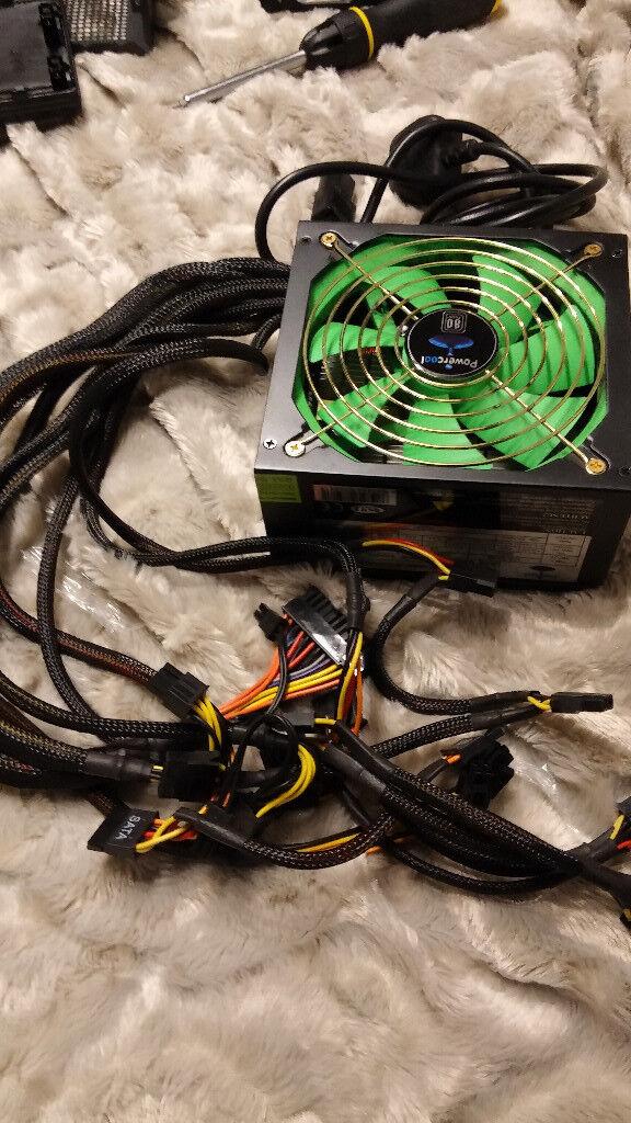 Powercool 750 watt ATX power supply
