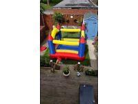 Great condition bouncy castle
