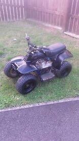 50cc quad spare or repair