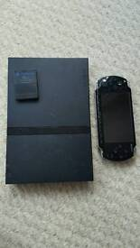 PS2 and PSP console only