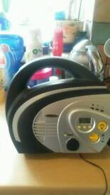 Multi purpose tyre inflator