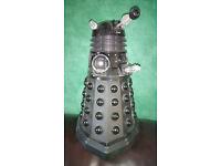 "Dr Who 12"" r/c controlled black Dalek"
