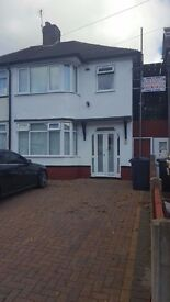 Double Bedroom in a Shared house- Perry Barr - B42
