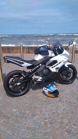 Kawasaki ERF 650 F low miles