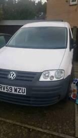 Vw Caddy Maxi Van 1.9 TDI LWB £4,000