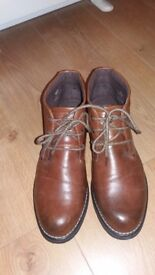 Gents Next Brown Boots