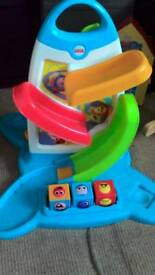 Fisher price cube toy perfect condition