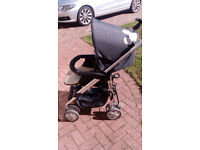 Hauck Condor All in One Pram and Pushchair Travel System- Mickey Mouse