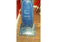 free upright vacuum b25