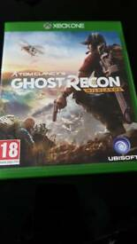 Tom Clancy wildlands Xbox one
