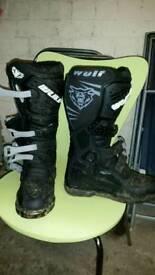 Bikers boots