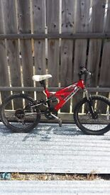 20 inch wheel mountain bike