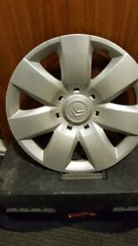 Citroen berlingo wheel trims