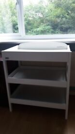 East Coast Baby changing table