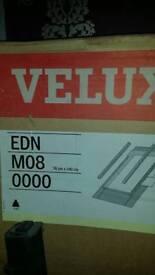 Velux window flushing