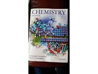 Chemistry 4th edition book.