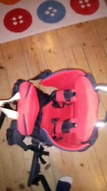 Macpac child carrier