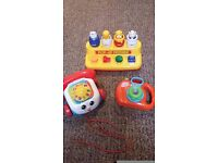 Baby toy bundle....NEEDS GOOD HOME!