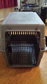 TRAVEL AIRE DOG CRATE