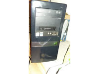 HP quad core PC