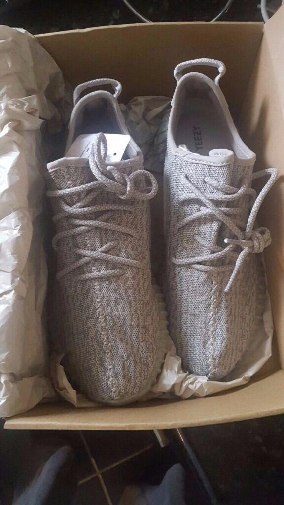 4ab1cbd13de17 Kanye West x Adidas Yeezy Boost 350 Moonrock for sale. UK size 10 ...