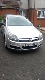 2005 Vauxhall Astra 1.8 Automatic