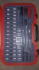 Kennedy-Pro 46pc Socket set