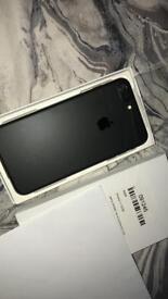 BRAND NEW iPhone 7 Plus 32G matte black