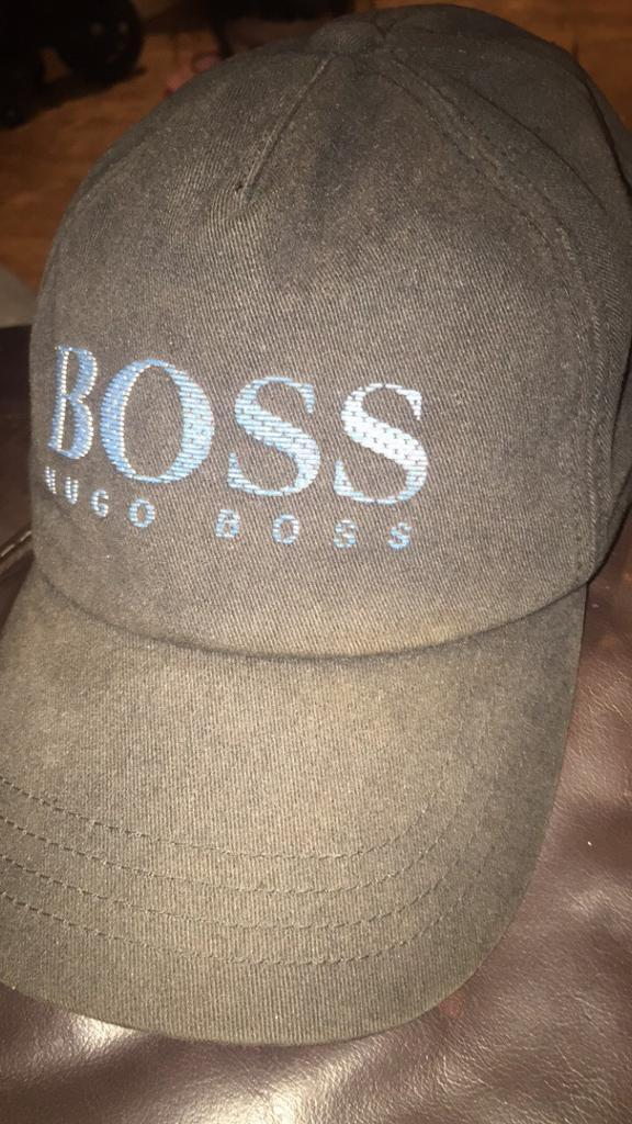 d568d2a737e Hugo Boss Cap brand new 100% authentic