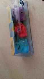 Bath toy - boats