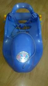 Baby born sledge
