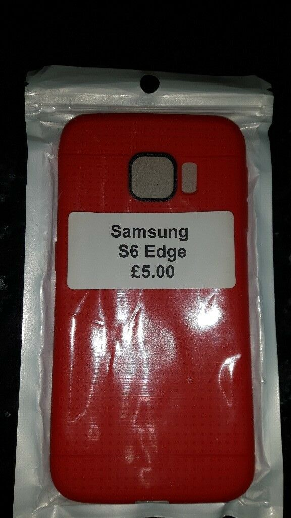 New Samsung Galaxy s6 edge cover