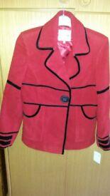 BNWT ladies woolen coat/jacket size 14