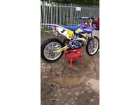 Yz 250 2008 ex condition loads spent swap quad