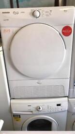 Hoover 8Kg Condenser Dryer