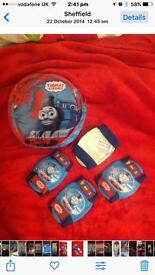 Thomas tank protection pads & back pack
