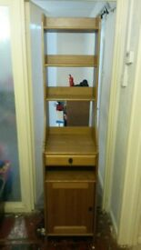 Nursery/childs wooden unit