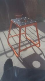 Pitbike stand