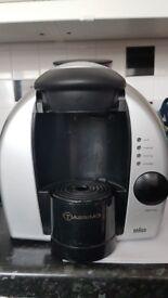 Braun Tassimo 3107 - Single Serve Pod, Coffee, Tea, Cappuccino , Espresso Maker