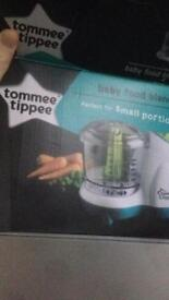Tommie Tippee Small Food Blender