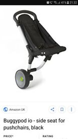 Buggy pod io for sale only used twice was 150 new looking for 80.00