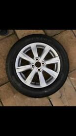 X4 BRAND NEW WHEELS WITH TYRES FOR TOYOTA YARIS TR VVT-I