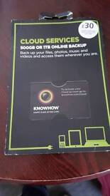 Knowhow cloud services