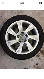 Audi alloys 225/50/17