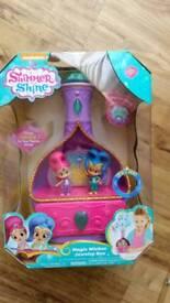 Shimmer & Shine Magic Wishes Jewellery Music Box BNIB