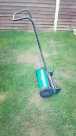 Bosch push lawnmower
