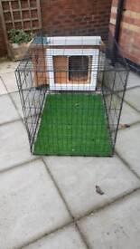 Dog kennel/Dog cage